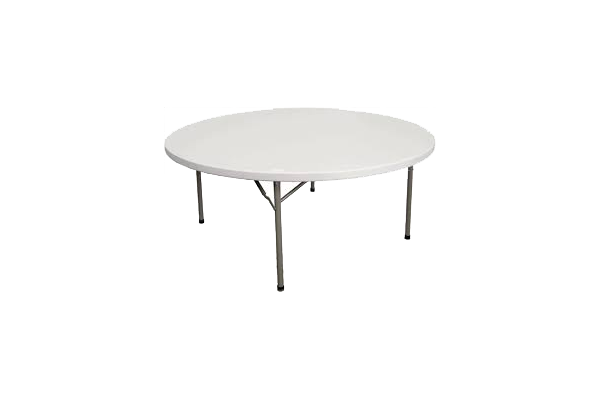 Round Plastic Tables