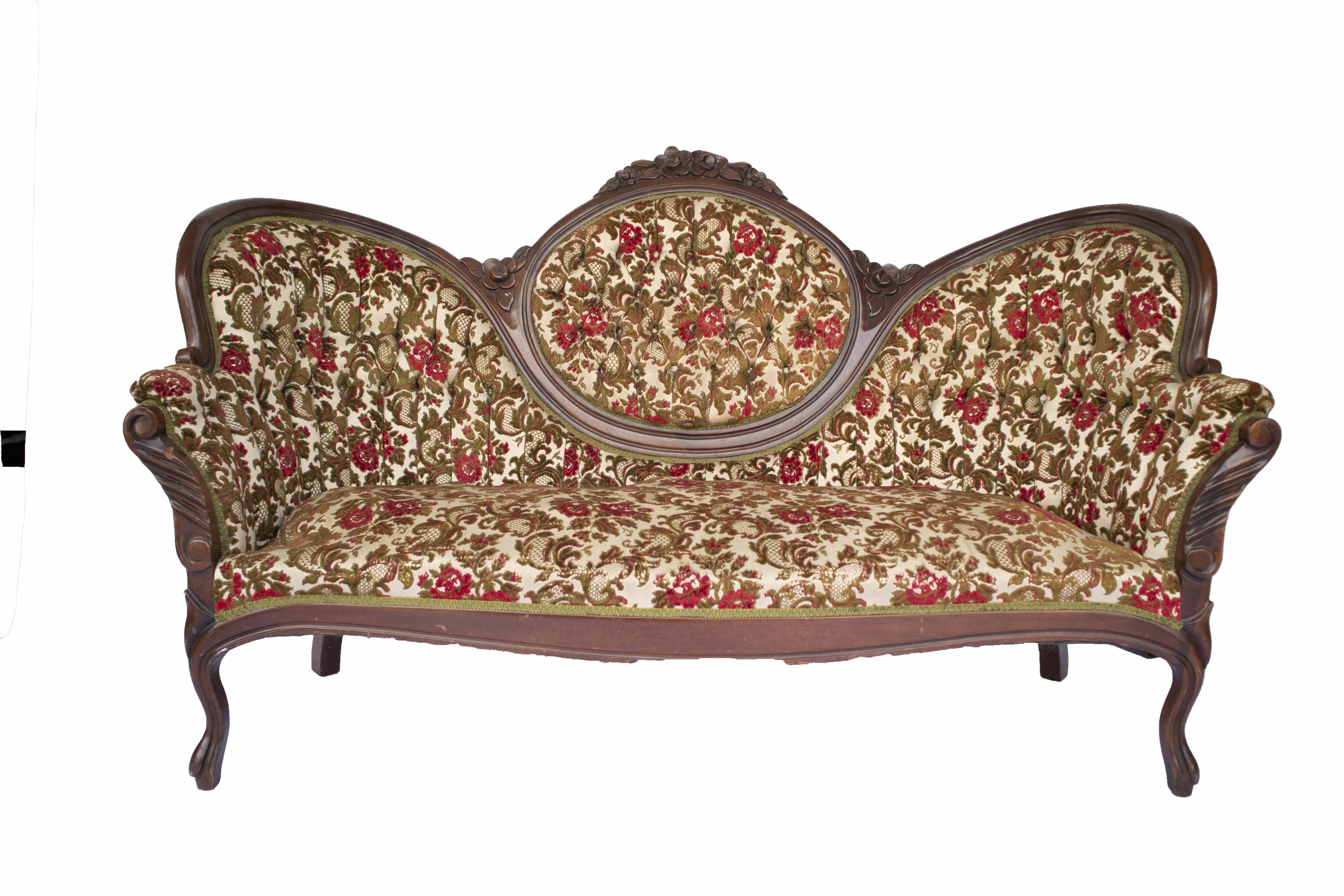 Patriarch Settee